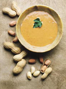 The Nibble: Southern Peanut Soup Recipe