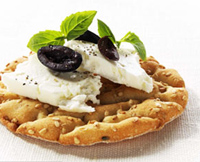 Feta and Olives