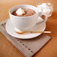 Michael Recchiuti Hot Chocolate
