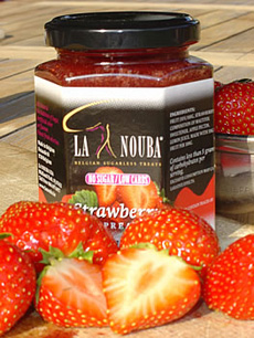 La Nouba Strawberry Preserves