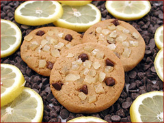 Lemon Chocolate Chip