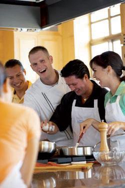 ritz carlton culinary center