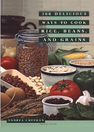 366 Ways To Cook Rice, Beans and Grains