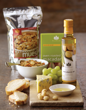 Macadamia Nut Products
