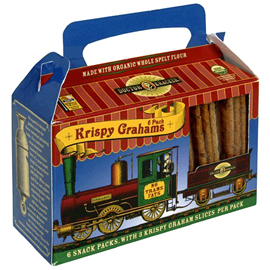 Dr. Kracker Krispy Grahams