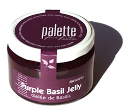Palette Purple Basil Jelly