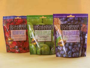 Stoneridge Orchards Packages