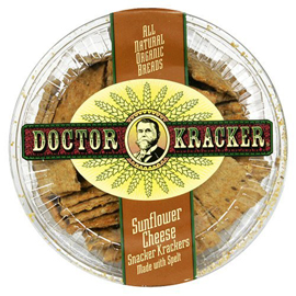 Dr. Kracker Snacker Crackers