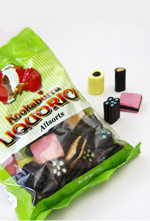 Allsorts Licorice