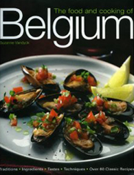 The Food And Cooking Of Belgium