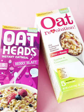 Better Oats Berry Blast