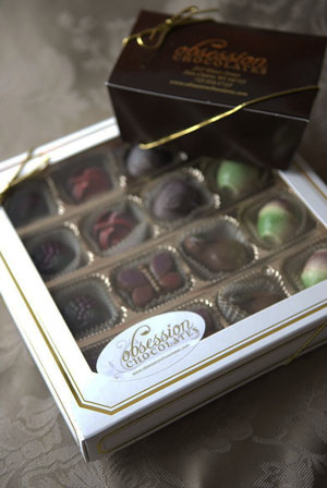 Obsession Chocolates