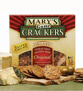 Mary's Gone Crackers - Original