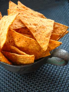 Buffalo Tortilla Chips