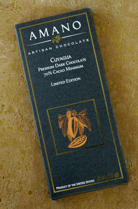 Amano Cuyagua Chocolate Bar