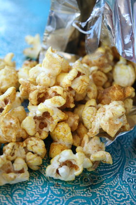 479 Degrees Popcorn - Madras Coconut Curry With Cashews