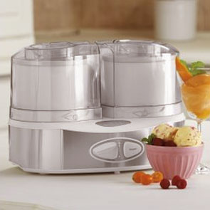 Cuisinart Duo Ice Cream Maker