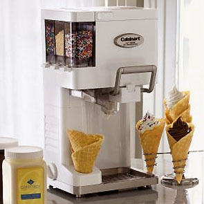 Cuisinart Softserve Machine