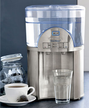 Cuisinart Water Filtration System