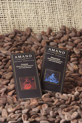 Amano Chocolate Bars