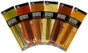 Seasoned Skewers