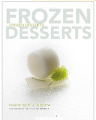 Frozen Desserts, Culinary Institute of America