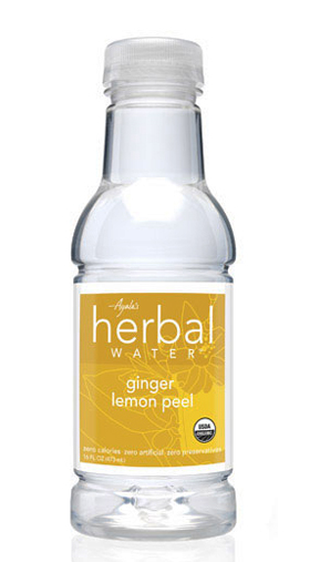 Ginger Lemon Peel