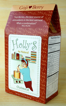 Holly's Oatmeal