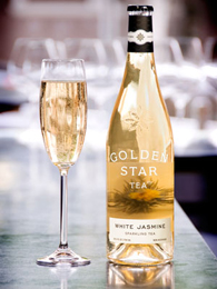 Golden Star Sparkling Tea
