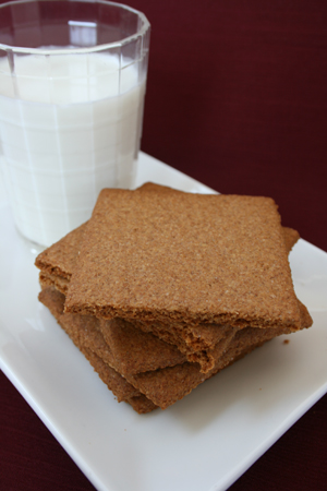 Laura's Graham Crackers