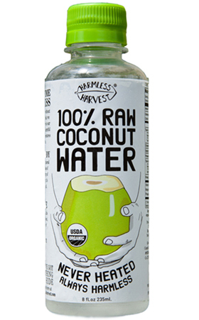 Harmless Harvest Coconut Water