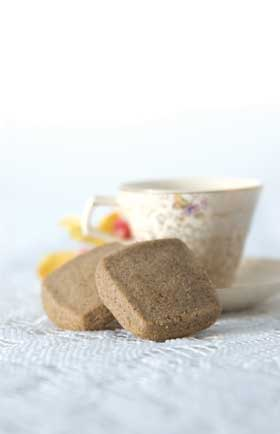Honeybush Biscottea Shortbread