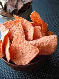 Jalapeno Corn Chips