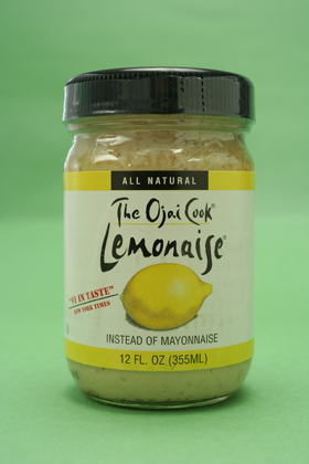 Ojai Cook Lemonaise