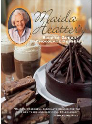 Maida Heatter's Great Chocolate Desserts