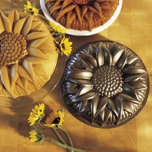 Sunflower Bundts