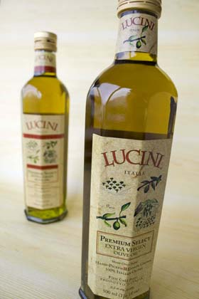 Extra Virgin Olive Oil - Lucini
