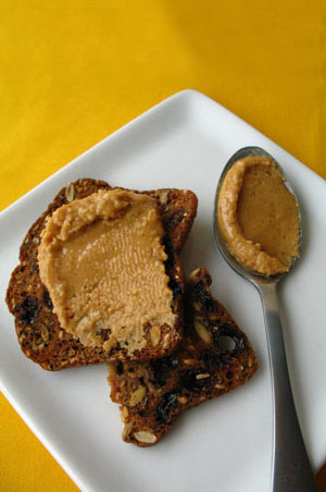 Toffee Peanut Butter