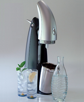 Penguin Soda Maker