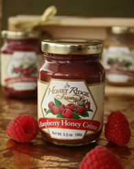 Honey Ridge Creme Honey
