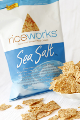 Rice Chips Riceworks
