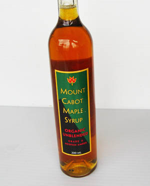 Mount Cabot Maple Syrup