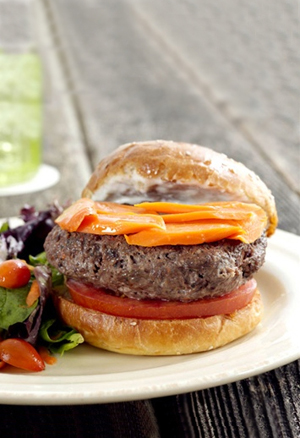 Short Ribs Burger