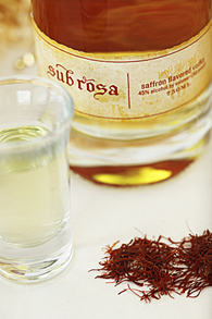 Saffron Vodka