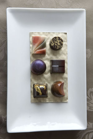 Laurent Vals Chocolate