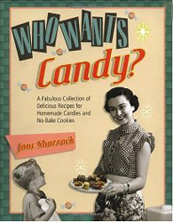 Who Wants Candy? by Jane Sharrock
